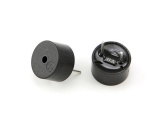 Smallest 9mm Direct Circuit Driven Magnetic Buzzer With Pins
